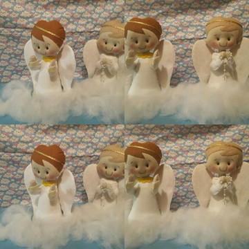 Anjos para batizado