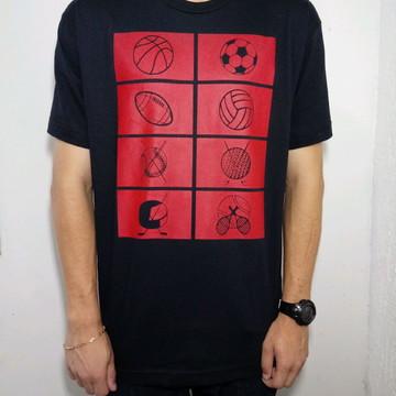 Camiseta Esportes