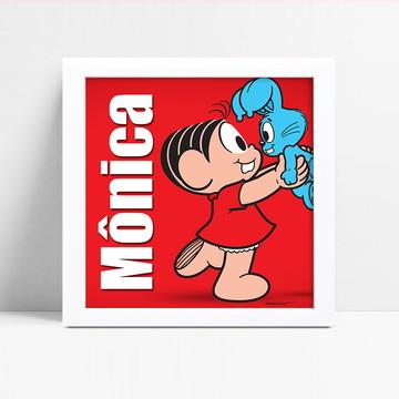 Quadrinho Personalizado - Mônica