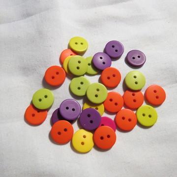 Mix botões coloridas 1344