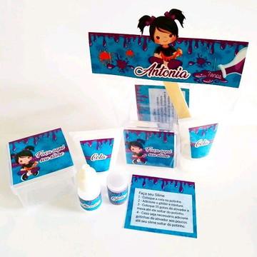 Kit Slime - Embalagens Personalizadas