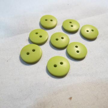 Botão verde Claro 1338