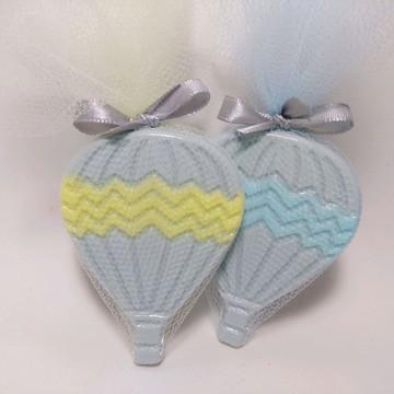 Lembrancinha Maternidade , Balão Chevron Personalizado