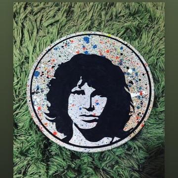 Arte em disco de vinil