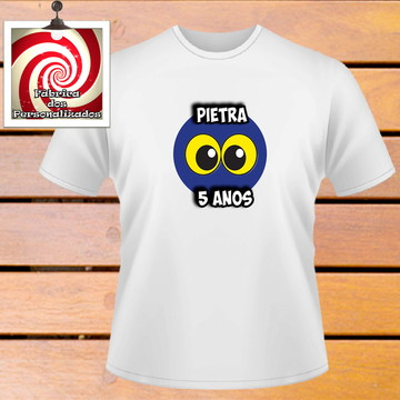 Camiseta Personalizada para evento tema Beanie Boos Unissex