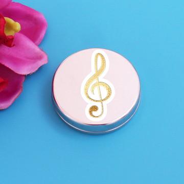 Latinha mint to be - foil - clave de sol