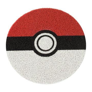 Tapete Capacho Criativo Geek Pokemon Go Pokeball