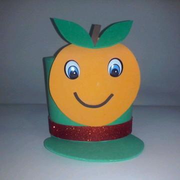 chapeu laranja