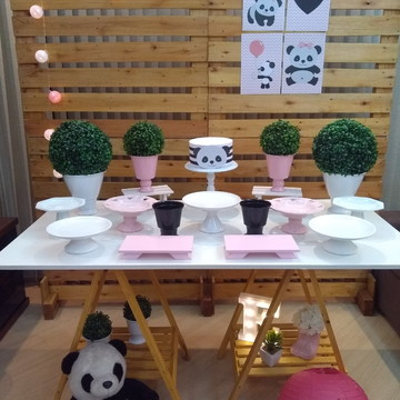 Decoração Panda - Locação