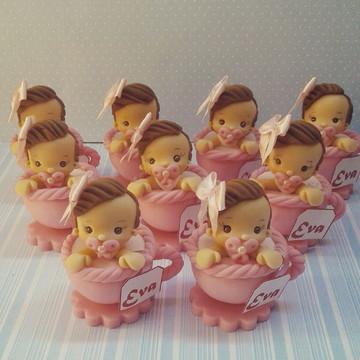 Lembrancinha chá de bebê menina