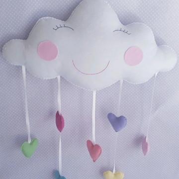 Nuvem para festa chuva de amor