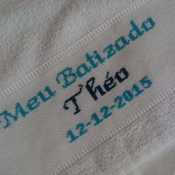 Lembrancinha batizado