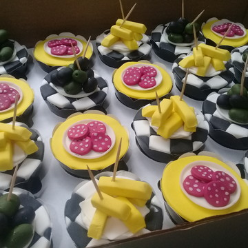 Cupcakes - Boteco