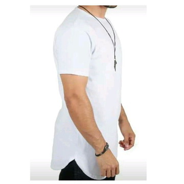 22ea031a9 Camiseta Long Line Feminina