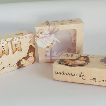 Kit caixas dia das mães