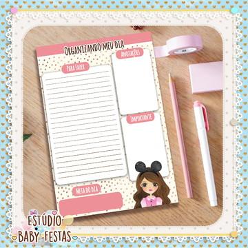 Desk Planner Diário (30 folhas)