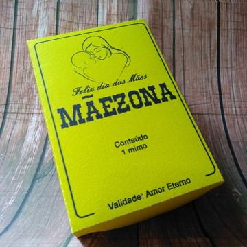 Dia das Mães - Caixa Maizena Mãezona