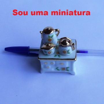 Miniatura de Fogão Caipira