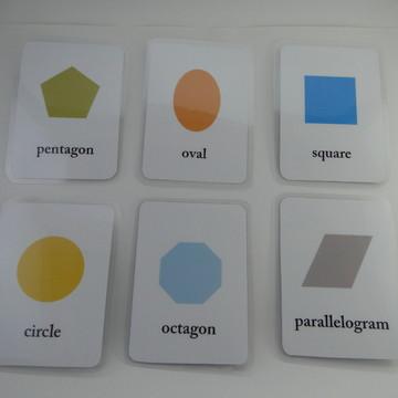 MATERIAL PEDAGÓGICO - CARDS (EM INGLÊS)