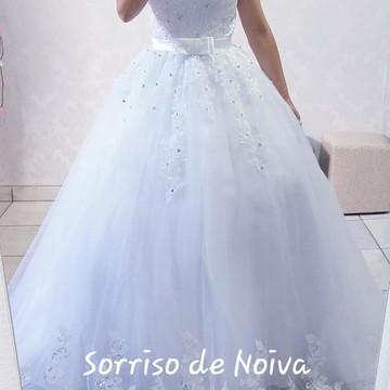 Vestido de Noiva SN16