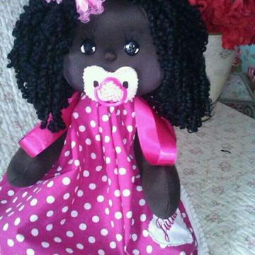Bonecas Bebê de Pano