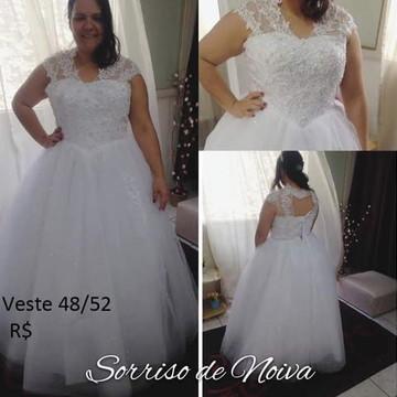 Vestido de Noiva SN03