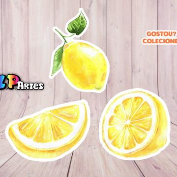 Topper Limão Siciliano