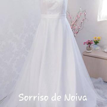 Vestido de Noiva Bianca