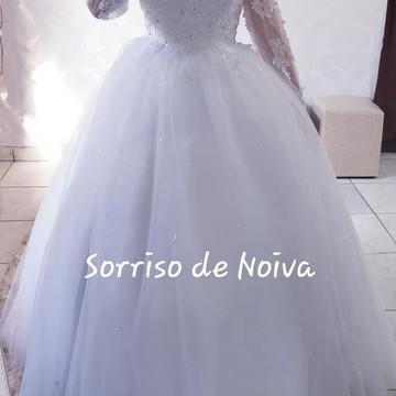 Vestido de Noiva Talita