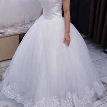 Vestido de Noiva Lizzi
