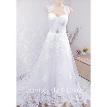 Vestido de Noiva Inês