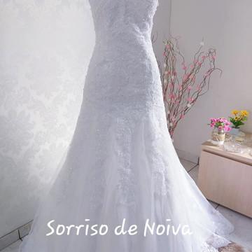 Vestido de Noiva Paloma