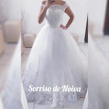 Vestido de Noiva Raabe