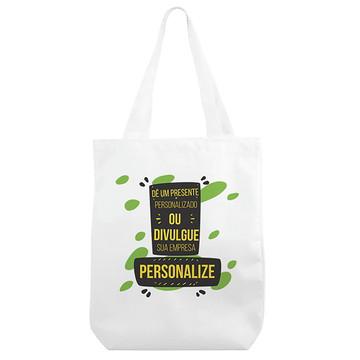 Bolsa ecológica ecobag - Personalize
