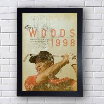Poster Tiger Woods