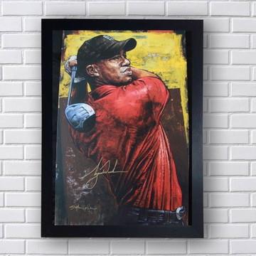Quadro Poster Tiger Woods