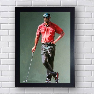 Quadro Tiger Woods