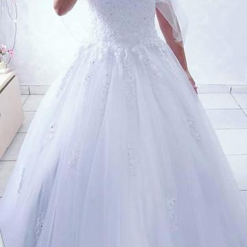 Vestido de Noiva Angel
