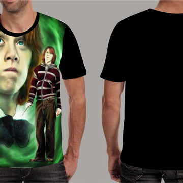 Camiseta Rony- Harry Potter