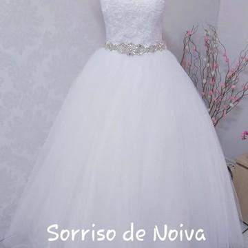 Vestido de Noiva Raiane
