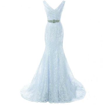 Vestido de Noiva Sereia Marta
