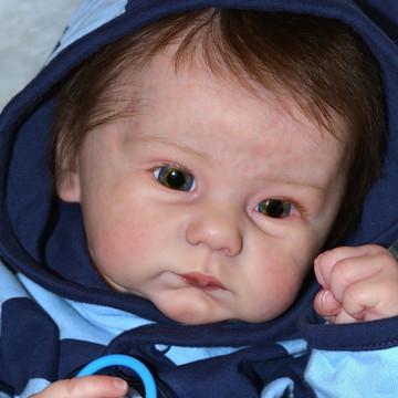 Bebê por encomenda para cliente JÚLIA