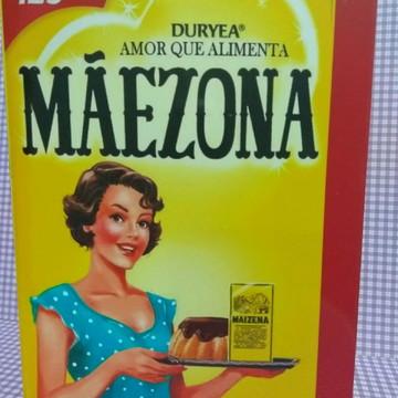 Caixa Maizena Mãezona Dia das Mães
