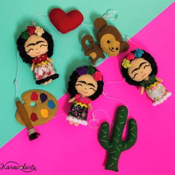Varal da Frida Kahlo