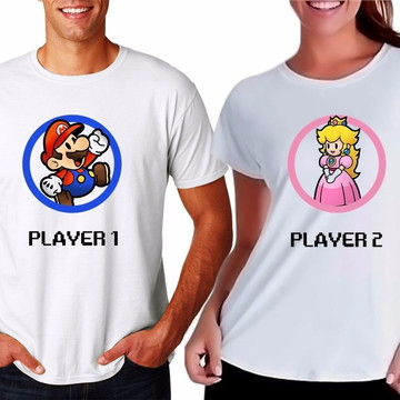 kit dia dos namorados camisetas personalizadas