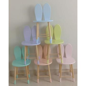 Cadeira Infantil Orelhinha Montessori