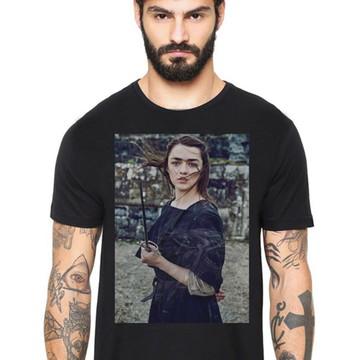 Camiseta, Camisa Game Of Thrones GOT Ayra M1 Frete Grátis!