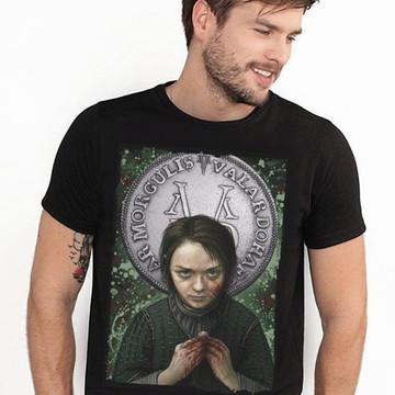 Camiseta, Camisa GOT Game Of Thrones Ayra M03 Frete Grátis!