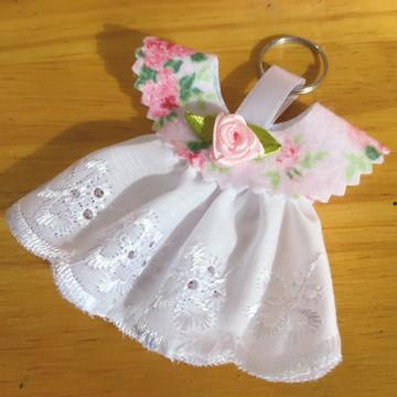 Lembrancinha Maternidade Vestido