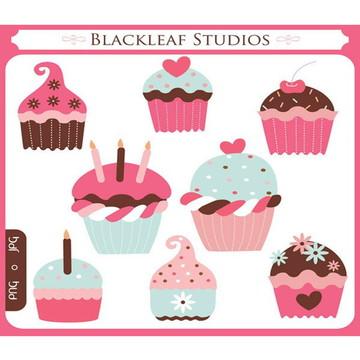 Kit Digital - Cupcakes, Bolos e Doces 5